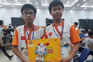 300 học sinh tham gia sáng tạo robot với cuộc thi Robotacon IYRC