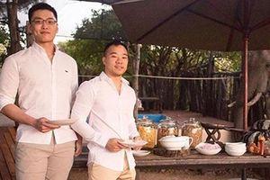 Cháu nội ông Lý Quang Diệu kết hôn với bạn trai đồng tính ở Nam Phi