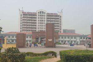 Bệnh viện Đa khoa Ninh Bình bị tố làm sai lệch bệnh án