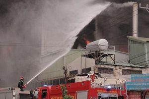 Vì sao doanh nghiệp ở Bình Dương liên tục bị cháy?