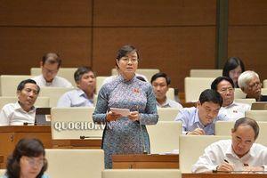 ĐB Nguyễn Thị Quyết Tâm: Không được đẩy cái sai, thiệt thòi cho người dân
