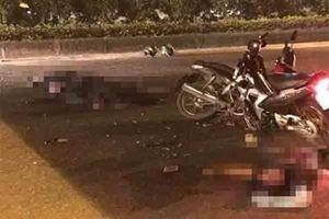 Khởi tố vụ án xe máy kẹp 3 gây tai nạn khiến Đại úy Công an tử vong