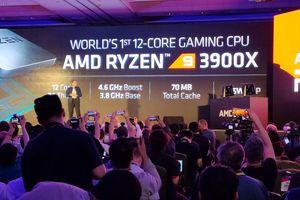 AMD gây sốt khi giới thiệu Ryzen 9: CPU 12 nhân, PCIe 4.0, giá 499 USD