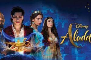 Không được lòng giới phê bình nhưng khán giả yêu thích, 'Aladdin' đứng đầu phòng vé