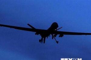Saudi Arabia bắn hạ máy bay không người lái đầy thuốc nổ của Houthi