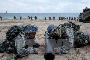 Hàn Quốc: Diễn tập quân sự-dân sự Ulchi Taegeuk 'mang tính phòng thủ'