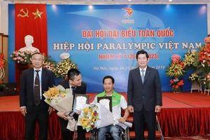 Vinh danh các vận động viên Paralympic Việt Nam đạt thành tích cao