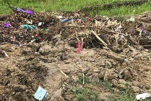 Vụ phát hiện thi thể nữ giới phân hủy ở bãi rác: Nghi phạm từng làm thuê cho gia đình