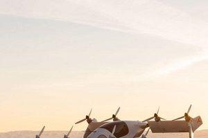 Độc đáo taxi bay của Airbus sắp tung ra thị trường
