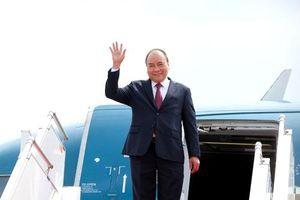 Thủ tướng bắt đầu chuyến thăm chính thức Thụy Điển