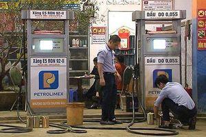 Nghệ An: Lật tẩy nhiều hành vi gian lận trong kinh doanh xăng dầu