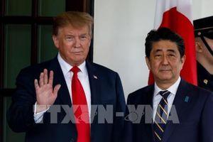 Cuộc hội đàm lần thứ 11 giữa hai nhà lãnh đạo Nhật - Mỹ