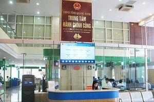 Quảng Ninh: Trung tâm Hành chính công dự kiến vượt tiến độ 3 tháng