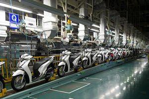Người Việt mua 2,56 triệu xe máy Honda trong năm tài chính 2019