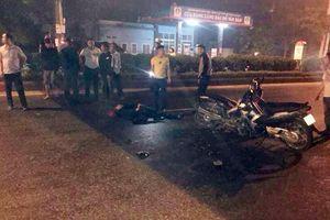 Hà Nội: Khởi tố vụ đi ngược chiều, khiến một Đại úy Cảnh sát cơ động tử vong