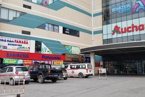 Phát hiện thi thể người đàn ông tại trung tâm thương mại Mipec Long Biên, nghi bị ngã từ tầng 22