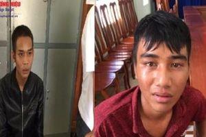 Kon Tum: Bắt 2 nghi phạm giết người trong đêm