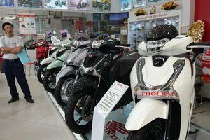 Giá xe máy có giảm khi Honda Việt Nam có Tân TGĐ?