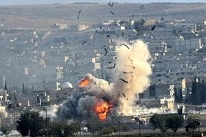 Syria dội bão lửa, chiếm thị trấn chiến lược ở Hama từ tay khủng bố