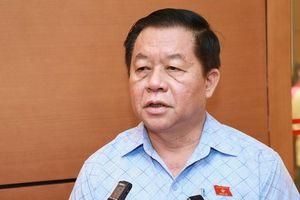 Thượng tướng Nguyễn Trọng Nghĩa nói về xử lý vi phạm đất quốc phòng