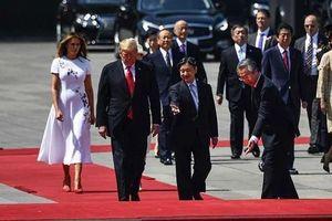 Tổng thống Trump gặp tân Nhật hoàng Naruhito