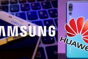 Cơn bĩ cực của Huawei, cơ hội vàng cho Samsung