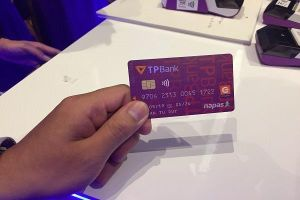 7/48 ngân hàng chuyển sang thẻ chip để tăng tính bảo mật