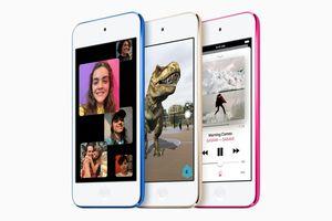 iPod Touch 2019 ra mắt - dáng cũ, 256 GB bộ nhớ, chip A10 Fusion