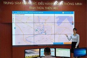 Giải mã thành công của đô thị thông minh Thừa Thiên Huế