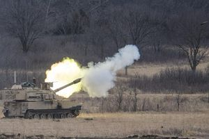 Pháo tự hành Mỹ bắn xa gấp 3 lần Msta-S Nga