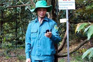 Thời 4.0: Ngỡ ngàng vườn vùng sâu được tưới bằng… smartphone