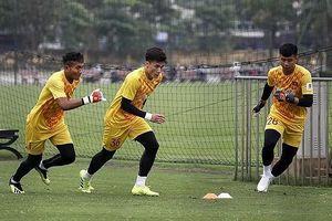 Danh sách đội tuyển U23 Việt Nam: Có 8 cầu thủ dự giải hạng Nhất được chọn