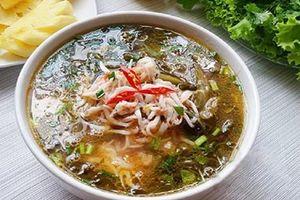 Các món ngon từ cá ngần sông Đà đang được bà nội trợ săn lùng