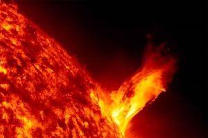 Các nhà khoa học phương Tây nói về việc nghiên cứu 'chất lạ'trong bầu khí quyển Mặt Trời