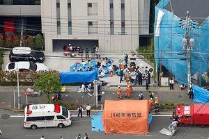Tấn công bằng dao tại Tokyo, hàng chục học sinh tiểu học thương vong