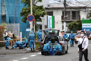 Tấn công hàng loạt bằng dao ở Nhật Bản