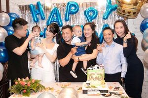 Nghi vấn Đàm Thu Trang mang bầu trước khi cưới