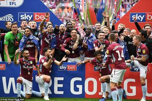 Aston Villa đánh bại Derby trong trận cầu 170 triệu bảng