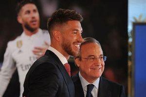 Chủ tịch Real lên tiếng về chuyện Ramos đòi tới Trung Quốc