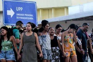 Bạo lực trong các nhà tù ở Brazil: 55 tù nhân bị giết trong 2 ngày
