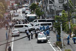 Tấn công liên hoàn ở Nhật Bản, hàng chục người thương vong