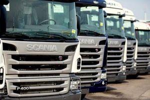 Hãng sản xuất xe tải Scania tăng cường đầu tư vào Brazil