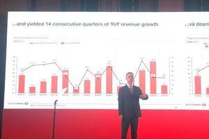 Techcombank đạt tới 2.600 tỷ đồng lợi nhuận trong quý 1