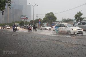 TP Hồ Chí Minh khuyến cáo người dân thận trọng khi tham gia giao thông trong mùa mưa