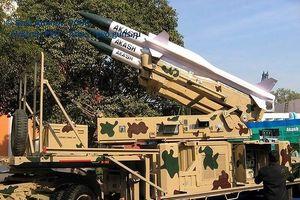 Ấn Độ thử nghiệm thành công tên lửa Akash Mk1S