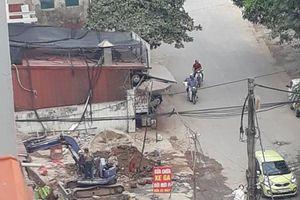 Chính phủ yêu cầu Hà Nội trả lời đơn tố cáo của công dân ngõ 612 Lạc Long Quân