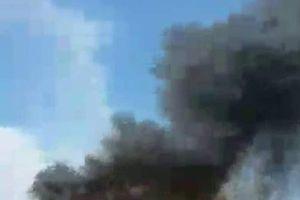 Gia Lai: Hỏa hoạn thiêu rụi nhà dân