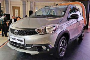 Tata Tiago NRG AMT giá hơn 200 triệu chính thức ra mắt tại Ấn Độ