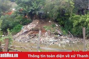 Ngăn chặn tình trạng xả chất thải ra nguồn nước gây ô nhiễm môi trường