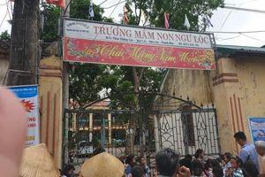 Hậu Lộc – Thanh Hóa: Hơn 300 học sinh đối diện với nguy cơ mất ATVSTP từ lớp ăn bán trú